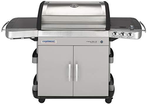 Campingaz 4 Series RBS EXS - Barbecue a Gas,Nero/Grigio