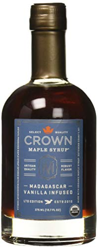 Crown Maple Syrup Vanilla Infused