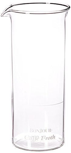 BonJour Coffee Caffé Froth Replacement Frother Glass...