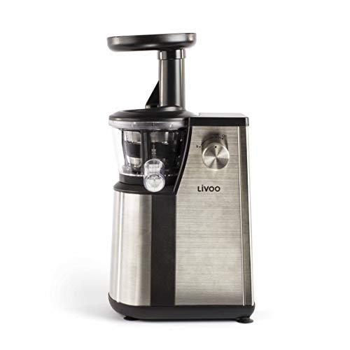 Domoclip Premium 102DOP Extracteur à Jus Vertical 24 x 15,3 x 32,8 cm