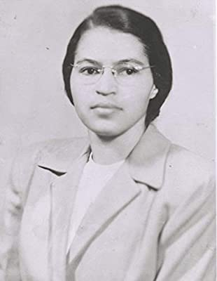 This Professionally reproduced Photograph of Rosa Parks is printed on acid-free heavyweight Photo Paper using archival inks meant to last years. Easy to Frame Print: This Rosa Parks photo is a great decor idea for any Home, Office, or Classroom. Mult...