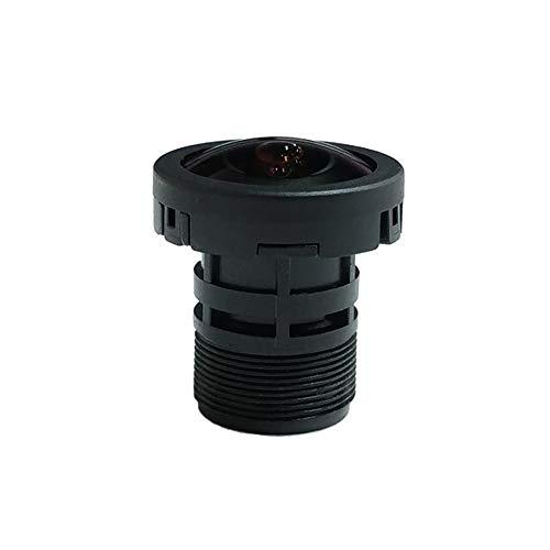 Cvivid Lens 170 Gradi Obiettivo Grandangolare 12MP di Ricambio per GoPro Hero 3+/4 Black Silver Fotocamera