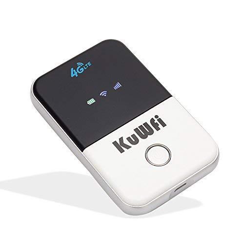 Mobile Router Hotspot Portatile, KuWFi Router...