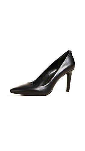 Michael Kors Mkors Dorothy Flex Pump, Zapatos de tacón con Punta Cerrada para Mujer, Negro (Black 001), 36 EU