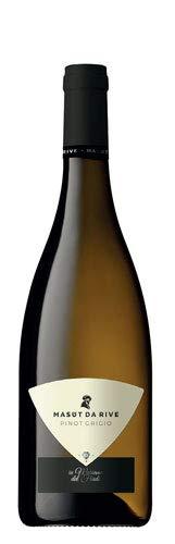 Confezione da 12 Bottiglie 0,375lt Vino Bianco Pinot Grigio Isonzo Mast da Rive-cz