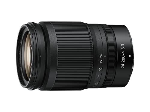 Nikon 高倍率ズームレンズ NIKKOR Z 24-200mm f/4-6.3 VR Zマウント フルサイズ対応 NZ24-200