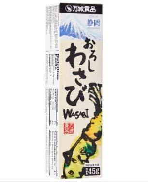 Banjo Oroshi Wasabi Tubo 45g - Mezcla de aroma fresco Hon Wa