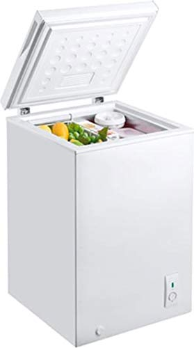 Iberna ICHM100 - Congelatore a pozzetto, classe A+, 98 Litri, 6 Kg/24h