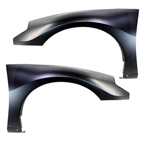 Partomotive For 00-05 Eclipse GT/GTS 3.0L V6 Front Fender Quarter Panel Left Right Side SET PAIR