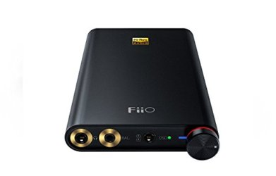 FiiO Q1 Mark II Native DSD DAC & Amplifier for iPhone, iPod, iPad and Computers