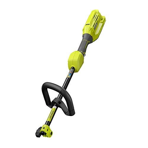 tectronics Ryobi Expand-It 40-Volt Lithium-Ion Cordless Attachment Capable Trimmer Power Head- 2019 Model (Battery and Charger NOT Included)