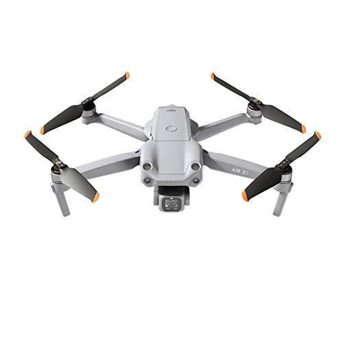 【国内正規品】DJI Air 2S ドローン 1インチセンサー 3軸ジンバル 5.4K動画 4方向障害物検知 飛行時間31分 最大転送距離8km マスターショット Careサービス付き GREY 本体