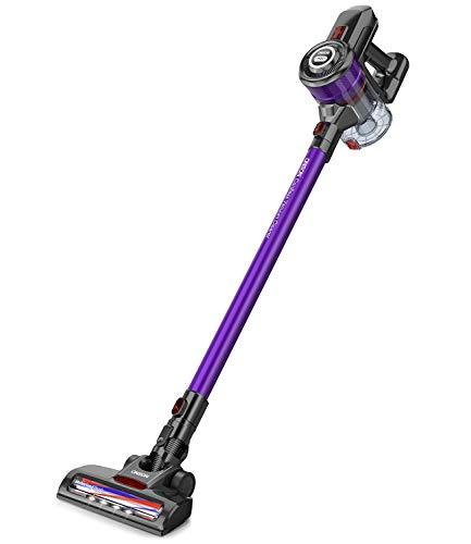 Cordless Vacuum, ONSON Cordless Stick Vacuum Cleaner, 250W...
