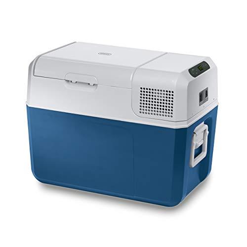 Mobicool MCF40 - Frigo Portatile A Compressore Da 38 L, Blu/Grigio – 12/24 V / 100–240 V A+