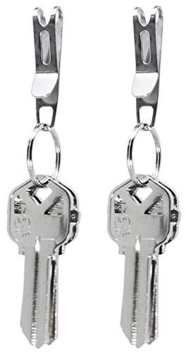 KeySmart Nano Clip - Pocket Clip Key...