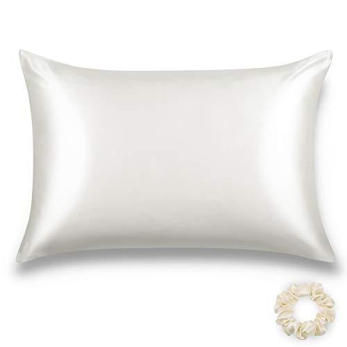 ALASKA BEAR Silk Pillowcase for Hair and Skin Organic Real...