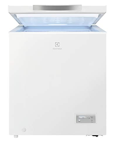 ELECTROLUXCongelatore Orizzontale LCB1AF14W0 Classe A+ Capacit Netta 142 Litri Colore Bianco