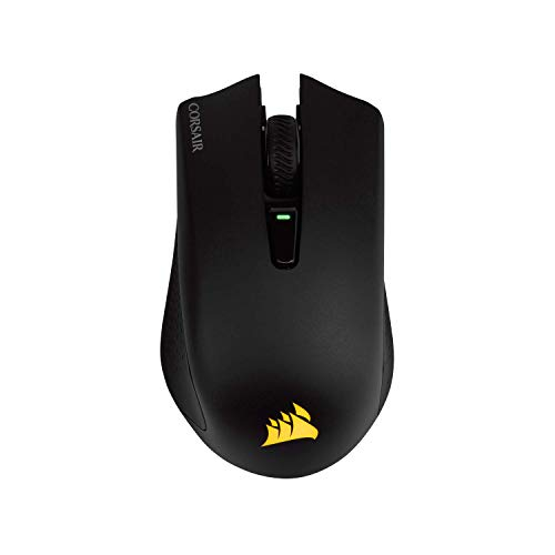 Corsair Harpoon RGB Wireless - Wireless Rechargeable Gaming Mouse with...