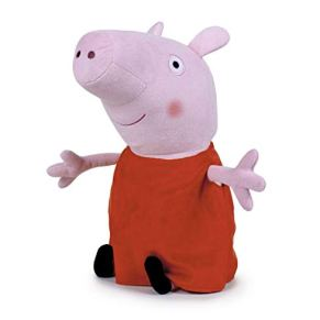 Peppa Pig Peluche Peppa 45 cm, (Famosa 760011863)