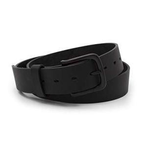 The Huntsman – Full Grain Leather Black Belt – Made in USA