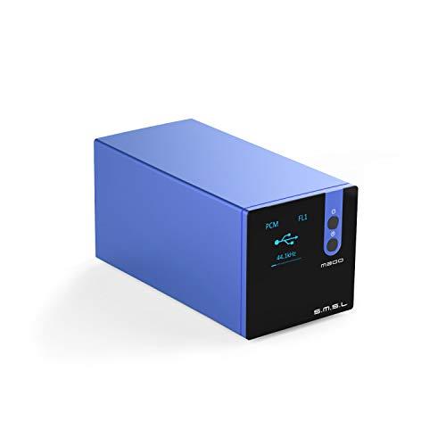 S.M.S.L M300 D/Aコンバーター ハイレゾ対応/高性能 DAC IC「AK4497EQ」搭載/バランス出力 高性能 Mini USB...
