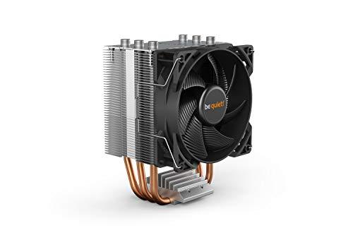 be quiet! Pure Rock Slim 2 Processeur Refroidisseur 9,2 cm Argent 1 pièce(s)