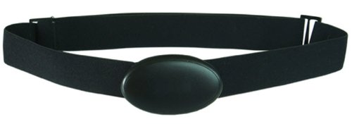 GO-SHOPPING24 Cintura pettorale Non codificata per KETTLER, Polar, ergometro, Cross Trainer, Tapis...
