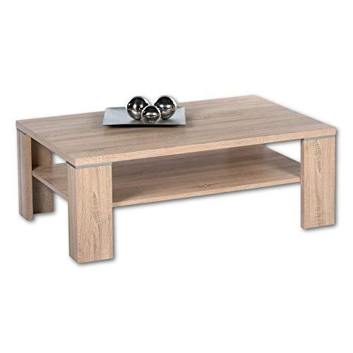 Stella Trading Osaka Tavolino Basso, Rovere Sonoma, 110 x 70 x 40 cm