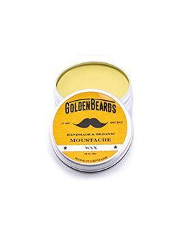 3. Cera organica per baffi, 100% naturale