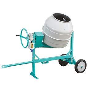 Bétonnière électrique non tractable 235 litres 1 kW IMER