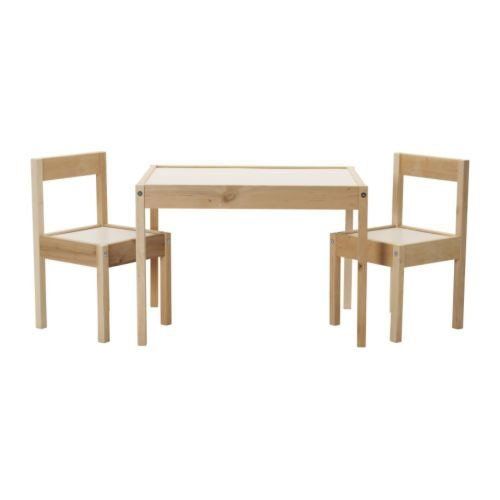 IKEA Children's Kids Table & 2 Chairs Set Furniture by Ikea