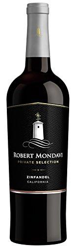 6x 0,75l - 2018er - Robert Mondavi - Private Selection - Zinfandel - Kalifornien - Rotwein trocken
