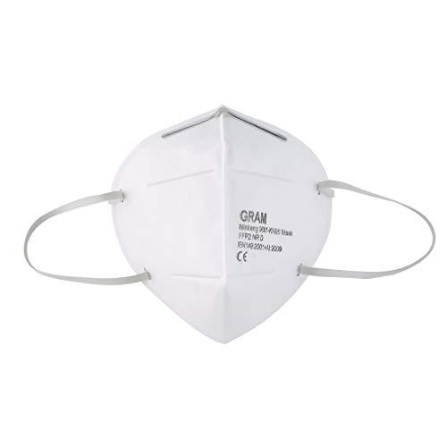 Protección facial FFP2 - aleatorio verde amarillo - no KN95 /...