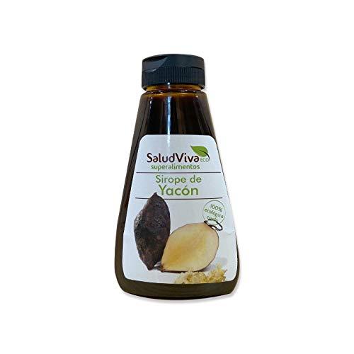 Salud Viva Yacón Syrup 100 Grs. 345 g