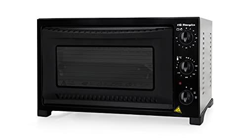 Orbegozo HO 321 - Horno de sobremesa, 32 L, temporizador, calor...