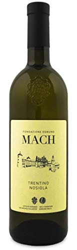Fondazione Edmund Mach Vino Nosiola Trentino Doc Istituto Agrario San Michele all'Adige - 6 bottiglie da 750 ml