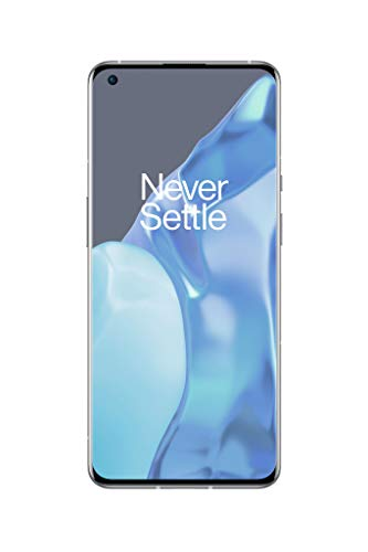 Smartphone OnePlus 9 Pro 5G con cámara Hasselblad para móvil - Morning Mist 8GB de RAM + 128GB - 2 años de garantía - sin SIM