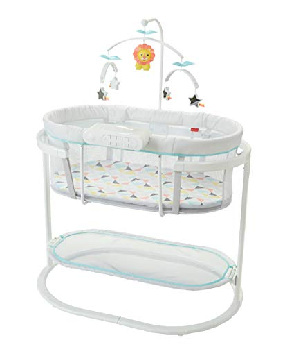 Fisher-Price Soothing Motions Bassinet, Windmill