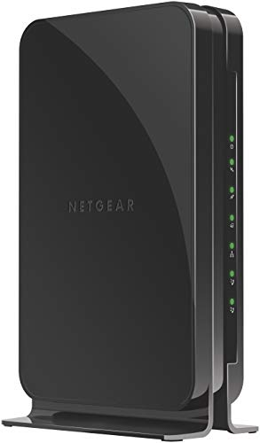 NETGEAR Cable Modem with Voice CM500V - For Xfinity by Comcast Internet & Voice | Supports Cable Plans Up to 300 Mbps | 2 Phone lines | DOCSIS 3.0
