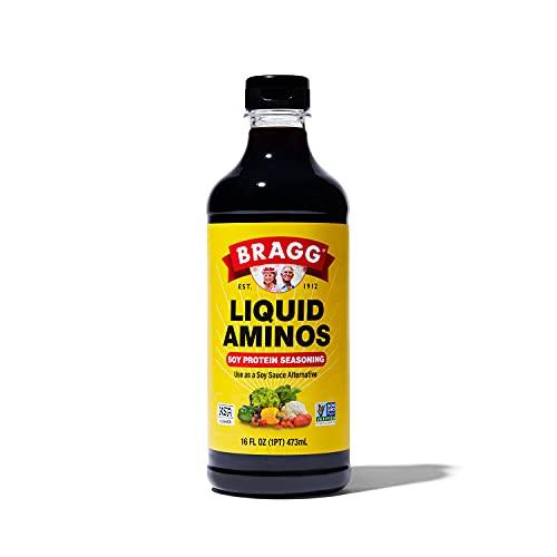BRAGG 74305000164 Amino liquido naturale, Volume 16oz