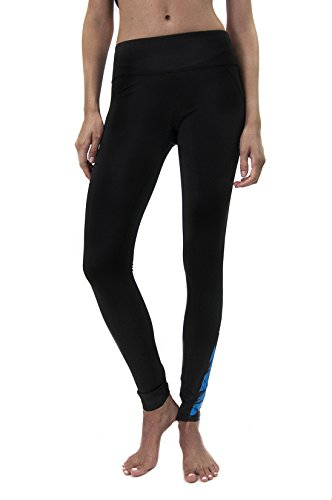 SATVA - Women Yoga/Sports/Fitness Activity Tights Black