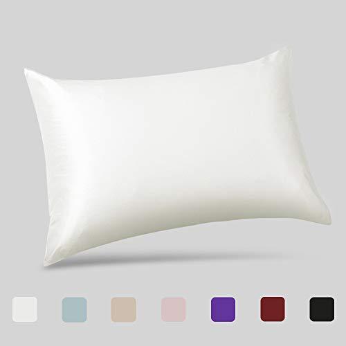 ALASKA BEAR Natural Silk Pillowcase for Hair and Skin 19...