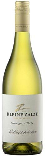 6er Vorteilspaket Kleine Zalze Sauvignon Blanc Cellar Selection 2019 | Weißwein aus Südafrika | 6x 0,75l