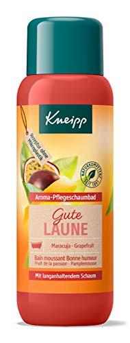 Kneipp Aroma-Pflegeschaumbad Gute Laune, 1er Pack (1 x 400 ml)