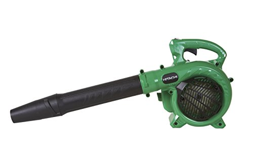 Hitachi RB24EAP Gas Powered Leaf Blower, Handheld, Lightweight, 23.9cc 2 Cycle Engine,...