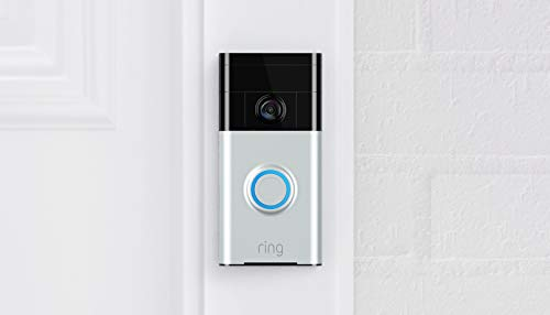 Ring Video Doorbell (1st Gen) – 720p...
