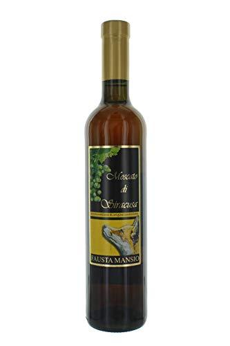 Moscato Di Siracusa Fausta Mansio Cl 50 Doc 2009