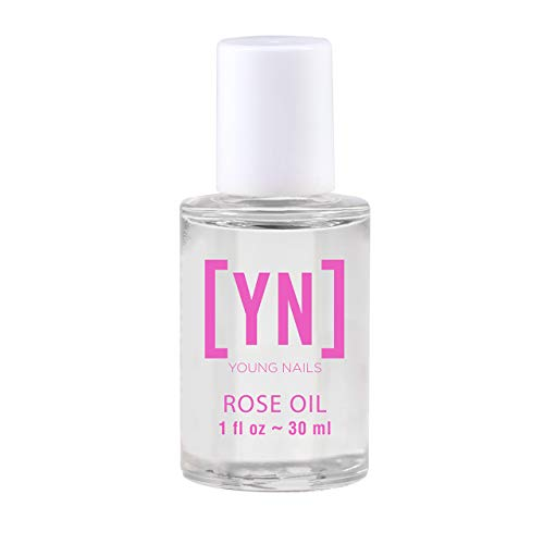 Young Nails Rose Cuticle Oil, 1 Fl Oz