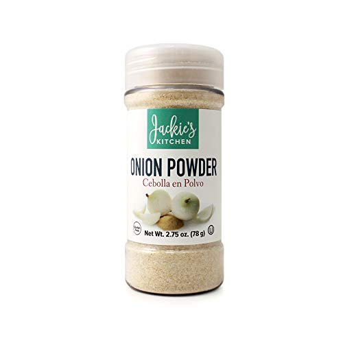 Jackie's Kitchen Onion Powder, 2.75 Ounce