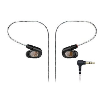 Audio-Technica ATH-E70 Professional In-Ear Studio Monitor Headphones
